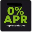 0% APR Finance available on selected used vehicles